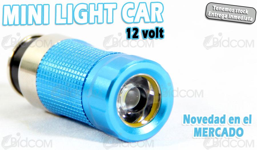 Linterna 12 volt