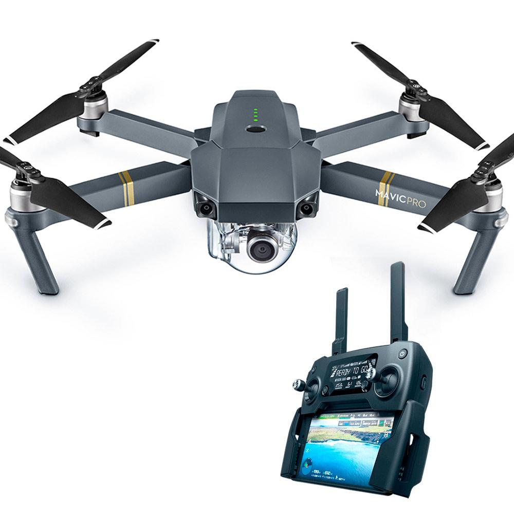 2a2360780cd Drone DJI Mavic Pro Fly More Combo | Bidcom