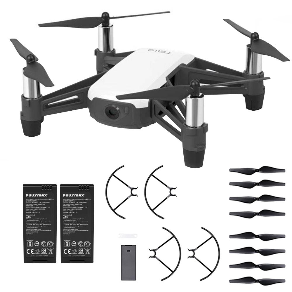 c952ecbb462 Drone DJI Tello + 2 Baterías Extra | Bidcom