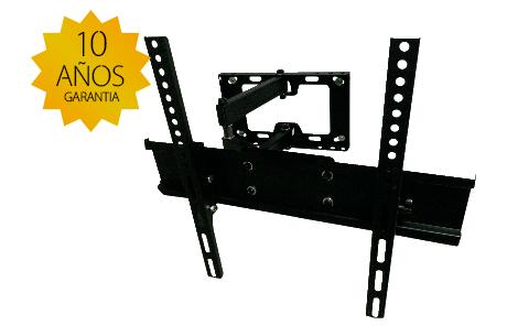 Soporte Tv LCD/LED Gadnic | SP8  Hasta 50″ se entrega con estos accesorios