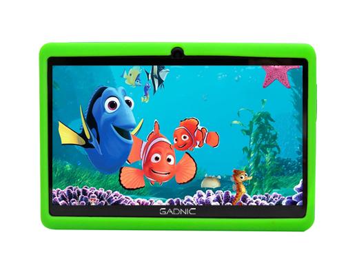Tablet GADNIC Black Plus KIDS 7″ | HDMI – Quadcore – 1GB RAM – Memoria 16GB se entrega con estos accesorios