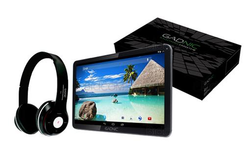 Tablet Quadspeed 10″ 3G HDMI + Auriculares Bluetooth se entrega con estos accesorios