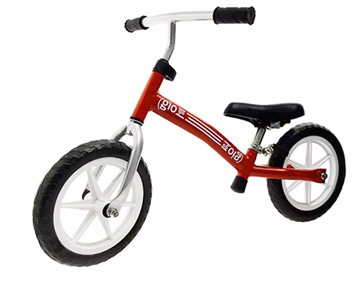 Bicicleta Gio|Go se entrega con estos accesorios