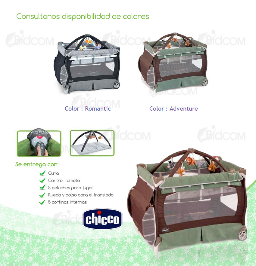 10d4d8282 Practicuna Chicco Lullaby Portable Bebe Gimnasio Bolso Mama ...