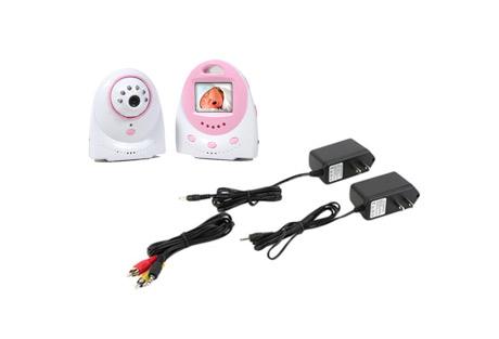 Babycam 2.4″ 150-200 metros de alcance se entrega con estos accesorios