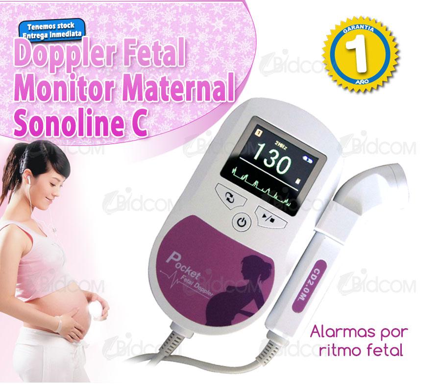Doppler Fetal Sonotrax EFD-C