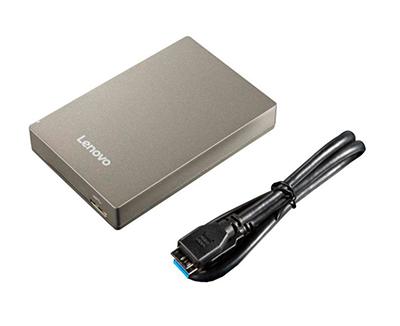 Disco Externo Lenovo 1TB se entrega con estos accesorios
