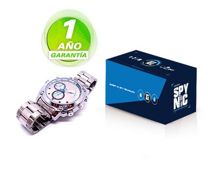 Reloj Infrarrojo Sumergible Optimus Full HD se entrega con estos accesorios