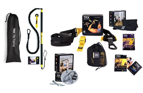 Kit Combo TRX se entrega con estos accesorios