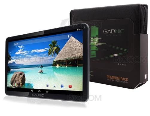 Tablet Gadnic  – Quadspeed + FUNDA DE REGALO se entrega con estos accesorios