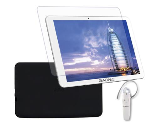 Tablet Phone Book 10.1″- Quadcore – 16GB – 3G -Teléfono – Bluetooth se entrega con estos accesorios