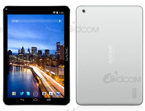 Tablet Android Gadnic i10 10″ – Quadcore – HDMI – 3G se entrega con estos accesorios