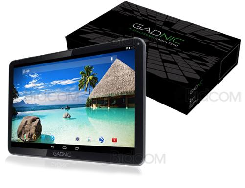 Tablet GADNIC QUADSPEED 10″ | Quadcore 3G – HDMI – Bluetooth se entrega con estos accesorios