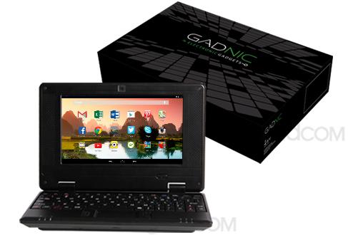 Netbook Gadnic Shadow 7″-1080P-16 GB se entrega con estos accesorios