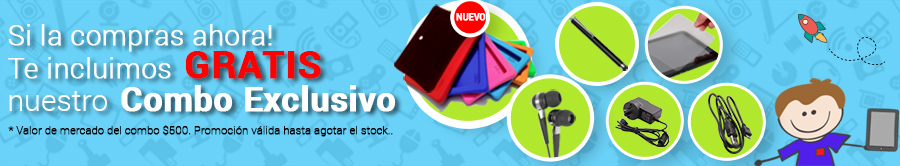 Tablet Android Kids 3G 10″ – Quadcore – 3G