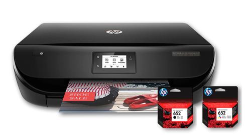 Impresora HP 4535 Deskjet Multifuncion   Wifi se entrega con estos accesorios