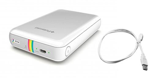 Impresora Polaroid ZIP Mobile Printer se entrega con estos accesorios
