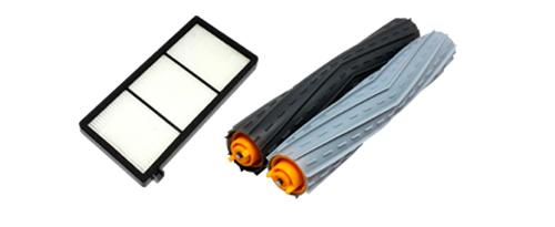 Kit de Repuestos iRobot Roomba 880 se entrega con estos accesorios