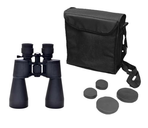 Binocular Wildstec 8-24×50 se entrega con estos accesorios