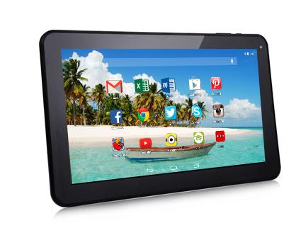 Tablet Android 3G 10″ – Quadcore – 3G se entrega con estos accesorios