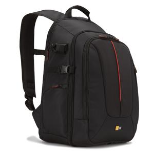 Mochila para Cámara Fotográfica y notebook Case Logic DCB-309 se entrega con estos accesorios