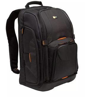 Mochila para Cámara Fotográfica y notebook Case Logic SLRC-206 se entrega con estos accesorios