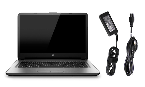 Notebook HP Core i5 Windows 10 se entrega con estos accesorios