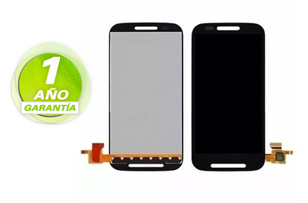 Pantalla Display Moto E se entrega con estos accesorios