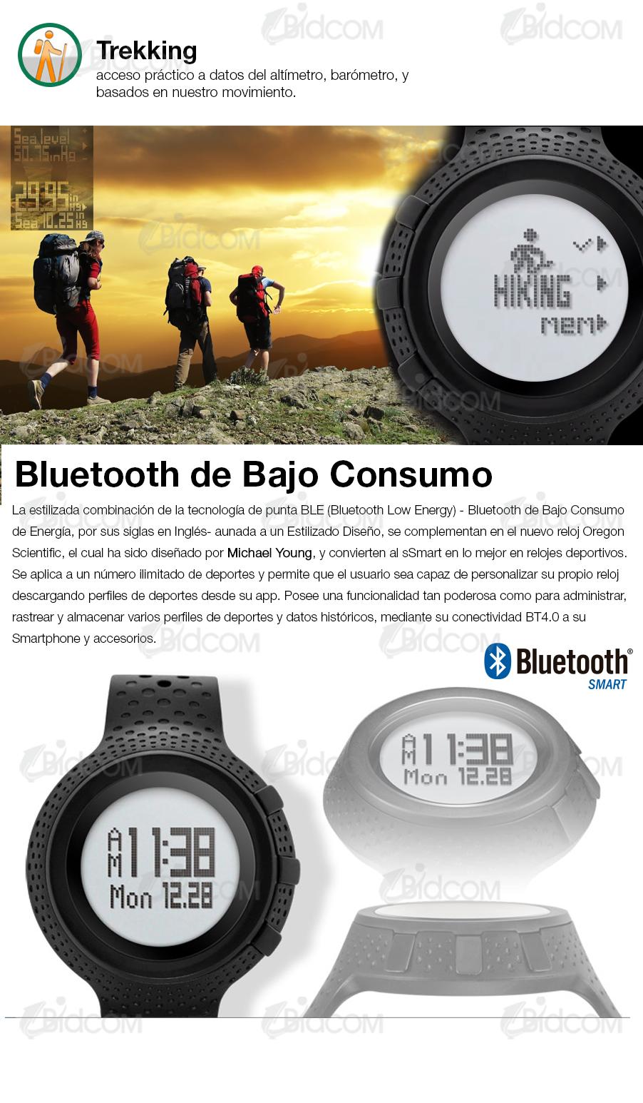 Reloj Deportivo Oregon Adventure RA900