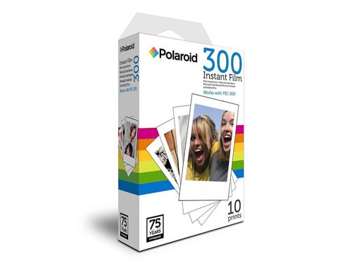 Rollo Polaroid para Camara PIC-300   10 Fotos se entrega con estos accesorios