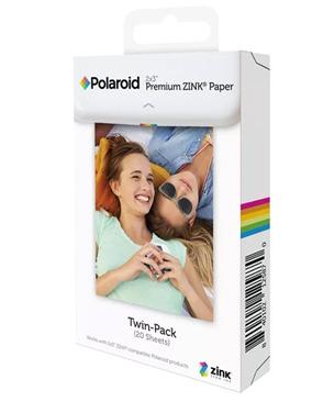 Rollo Polaroid para Camara Snap Pack x 20 se entrega con estos accesorios