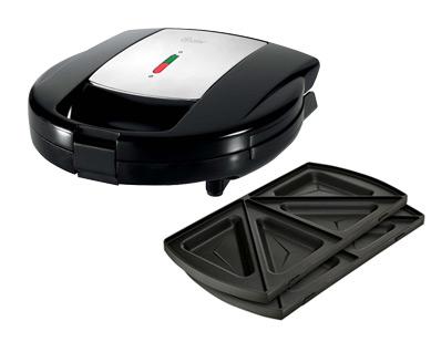 Sandwichera Oster Antiadherente 3892 se entrega con estos accesorios