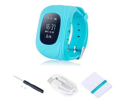 Smartwatch GADNIC KIDS se entrega con estos accesorios