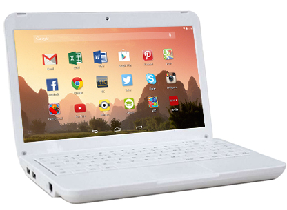 Netbook Android 10″ – 48 GB