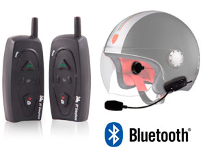 Intercomunicador Bluetooth