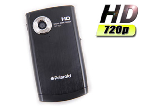 Filmadora Cámara Polaroid HD 720p