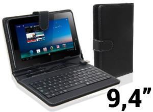 Funda Tablet 9.4″ con Teclado