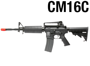 Marcadora Combat Machine 16 Carbine