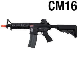 Ametralladora Raider CM16