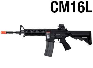 Ametralladora Raider CM16 Long