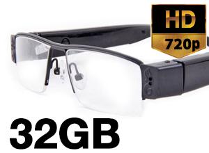 Anteojo Eyewear HD 720p