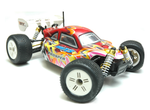 Auto Buggy 4×4 Brushless