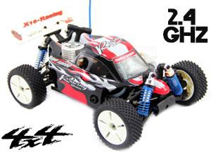 Auto Super Speed X16 4×4 Explosión