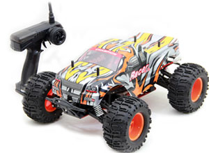 Camioneta Monster Champion Racer Brushless