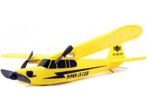 Avioneta Piper Club J3