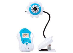 Babycam 1.5″ Inalámbrico con 100 mts de alcance