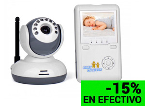 Baby Monitor 2.4″ Wireless 200-300 metros