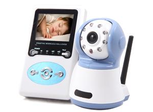 Baby Monitor 2.4″ Wireless 200-250 metros
