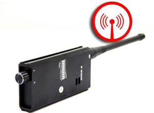 Detector de frecuencias Master RF