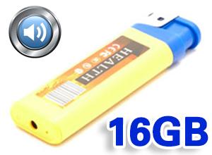 Encendedor SoundLighter 16gb